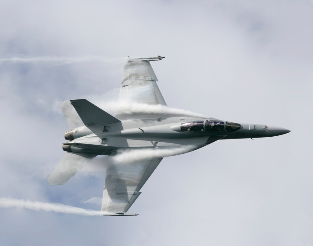 F/A-18 Super Hornet, Mt Mitchell