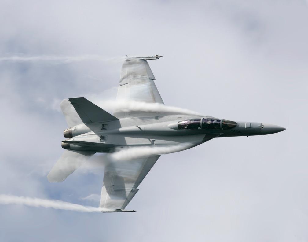 F/A-18 Super Hornet, Mt Mitchell